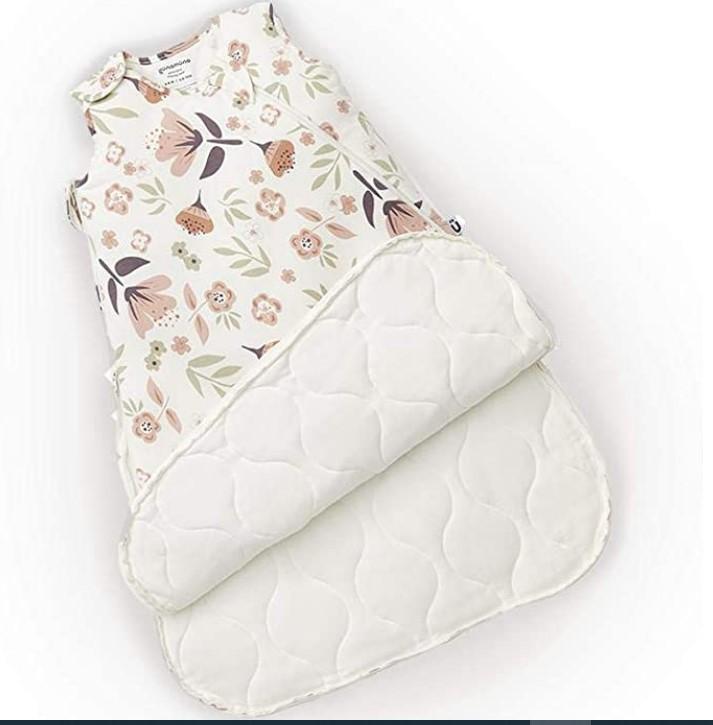 Best Sleep Sacks of -GUNAMUNA Baby Sleep Bag Bamboo Rayon, Premium Duvet Sack, 2.6 TOG