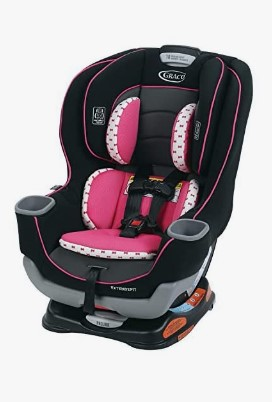 Black Friday Deals 2020 For-Graco Extend2Fit Convertible Car Seat