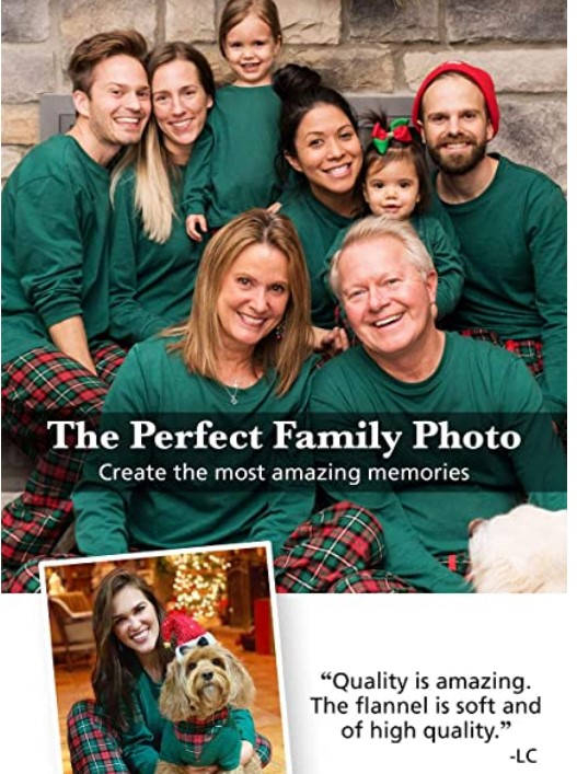 Family Matching Christmas Pajamas For-PajamaGram Family Pajamas Matching Sets - Matching Christmas PJs for Family