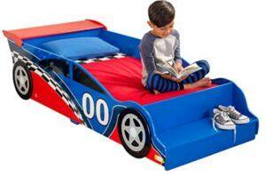 Black Friday Deals 2020 For-Race Car Toddler Bed