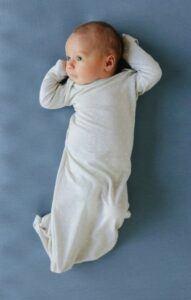 Best Sleep Sacks of-SLEEP-GOWN-Oat-Dot