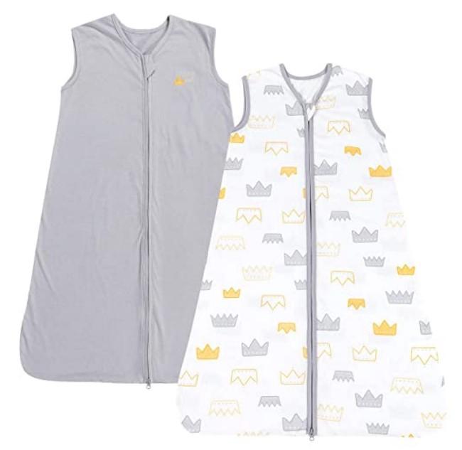 Best Sleep Sacks of-TILLYOU2-Pack Sleeveless Sleep Bag Sack for Boys