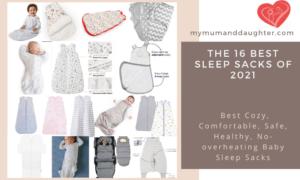 The 16 Best Sleep Sacks of 2021-My Mum and Daughter