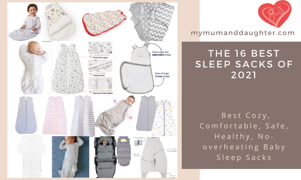 The 16 Best Sleep Sacks of 2021-My Mum and Daughter