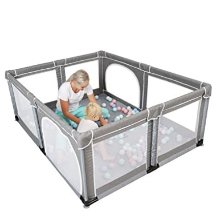 Black Friday Deals 2020 For-YOBEST Baby and Toddler Playpen