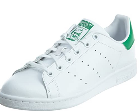 Christmas Gifts For 3-Year-Old Girl-adidas Originals Kids' Stan Smith Sneaker