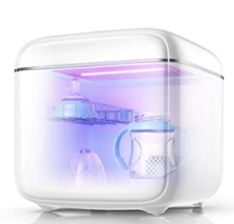 Baby Bottle Uv Sterilizer To Buy in 2021-GROWNSY Store UV Light Box Sterilizer and Dryer