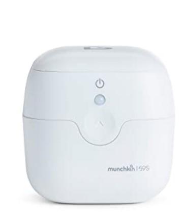Baby Bottle Uv Sterilizer To Buy in 2021-Munchkin-Portable-UV-Sterilizer-and-Sanitizer-Box