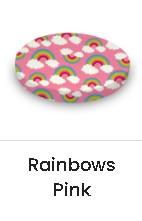 Stokke Sleepi Crib SheetsRainbow-Pink
