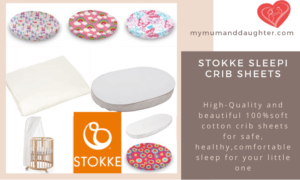 Stokke Sleepi Crib Sheets