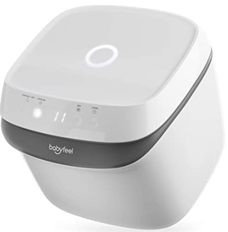 The Babyfeel UV Sterilizer and Sanitizer for Babies & The Whole Family