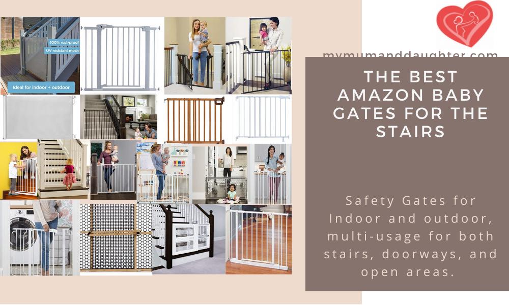 Amazon Baby Gates- My Mum And Daughter