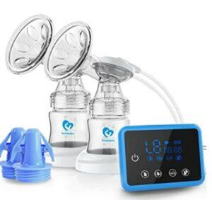The Best Breast Pumps In 2021-Bellababy Double Electric Breast Feeding Pumps