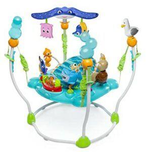 Best Baby Jumpers And Bouncers-Disney Baby Finding Nemo Sea of Activities Jumper