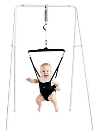 Best Baby Jumpers And Bouncers-Jolly Jumper - Stand for Jumpers and Rockers - Baby Exerciser - Baby Jumper