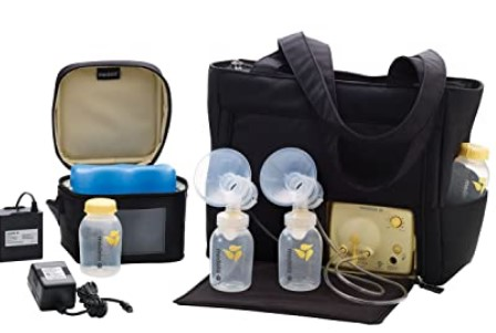 The Best Breast Pumps In 2021-Medela Pump in Style Advanced with On the Go Tote, Double Electric Breast Pump