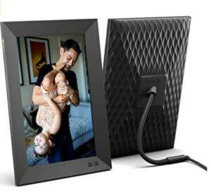 Cute Mother Day Gifts-Nixplay-10.1-Inch-Smart-Digital-Picture-Frame