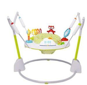 Best Baby Jumpers And Bouncers-Skip Hop Baby Jumper- Jumpscape Fold-Away Jumper with Bounce Counter