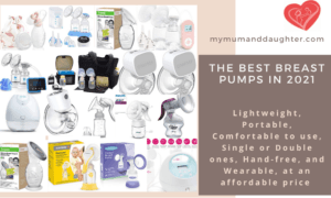 The-Best-Breast-Pumps-In-2021- My Mum And Daughter
