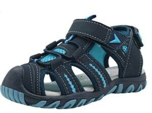 The 20 Best Toddler Beach Shoes To Buy-Apakowa-Kids-Boys-Girls-Soft-Sole-Close-Toe-Sport-Beach-Sandals