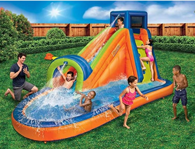 Best Toddlers Beach Toys-Banzai Pipeline Water Park Toy