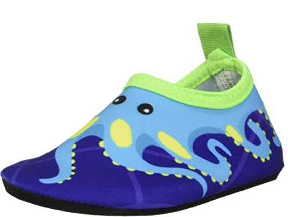 Toddler Beach Shoes In-Bigib-Toddler-Kids-Swim-Water-Shoes-Quick-Dry-Non-Slip-Water-Skin-Barefoot-Sports-Shoes-Aqua-Socks-for-Boys-Girls-Toddler