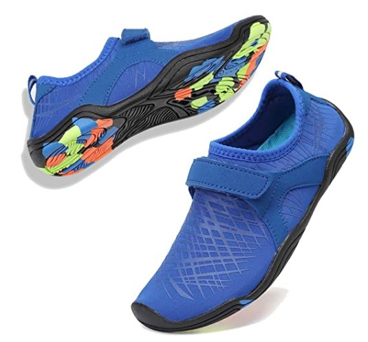 Toddler Beach Shoes In-Cior-Store-Boys-Girls-Water-Shoes-Lightweight-Comfort-Sole-Easy-Walking-Athletic-Slip-on-Aqua-Sock