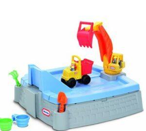 Best Toddlers Beach Toys-Little Tikes Big Digger Sandbox