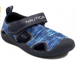 The 20 Best Toddler Beach Shoes To Buy-Nautica Kids Kettle Gulf Protective Water Shoe