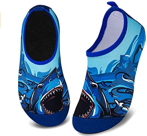 Toddler Beach Shoes In-The WateLves Store Kids Water Shoeson-Slip-Quick-Dry-Aqua-Socks-for-Beach-Swim-Walking-1