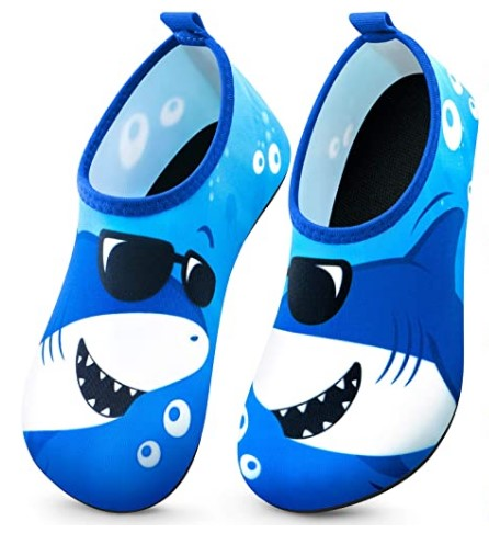 Toddler Beach Shoes In-KingofKings-Kids-Water-Shoes-Quick-Dry-Non-Slip-Water-Skin-Barefoot-Kids-Swim-Water-Shoes