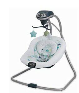 Amazon Baby Swings-Graco-Simple-Sway-Swing