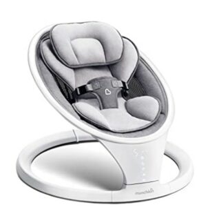 Amazon Baby Swings-Munchkin-Bluetooth-Enabled-Lightweight-Baby-Swing-with-Natural-Sway-in-5-Speeds-and-Remote-Control