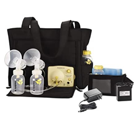 Medela Pump In Style-Medela Breast Pump in Style Advanced Breast Pump with Tote