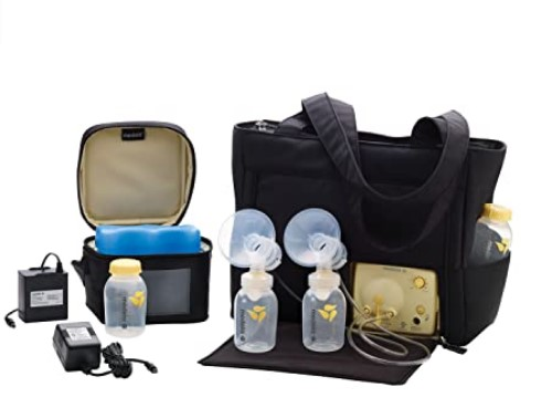 Medela Pump In Style-Medela Breast Pump in Style Advanced Double Electric Kit